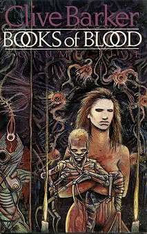 books blood barker clive volume definitely vol stories king horror stephen disturb brilliant comingsoon